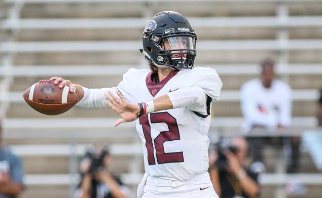 Pearland quarterback JD Head selects Louisiana Tech