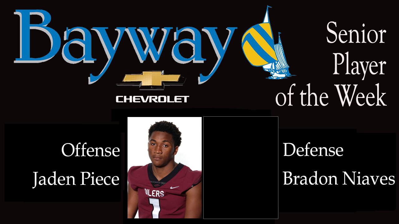 Game 4 - Pearland vs Alief Taylor (Offense: Jaden Piece; Defense: Bradon Niaves)