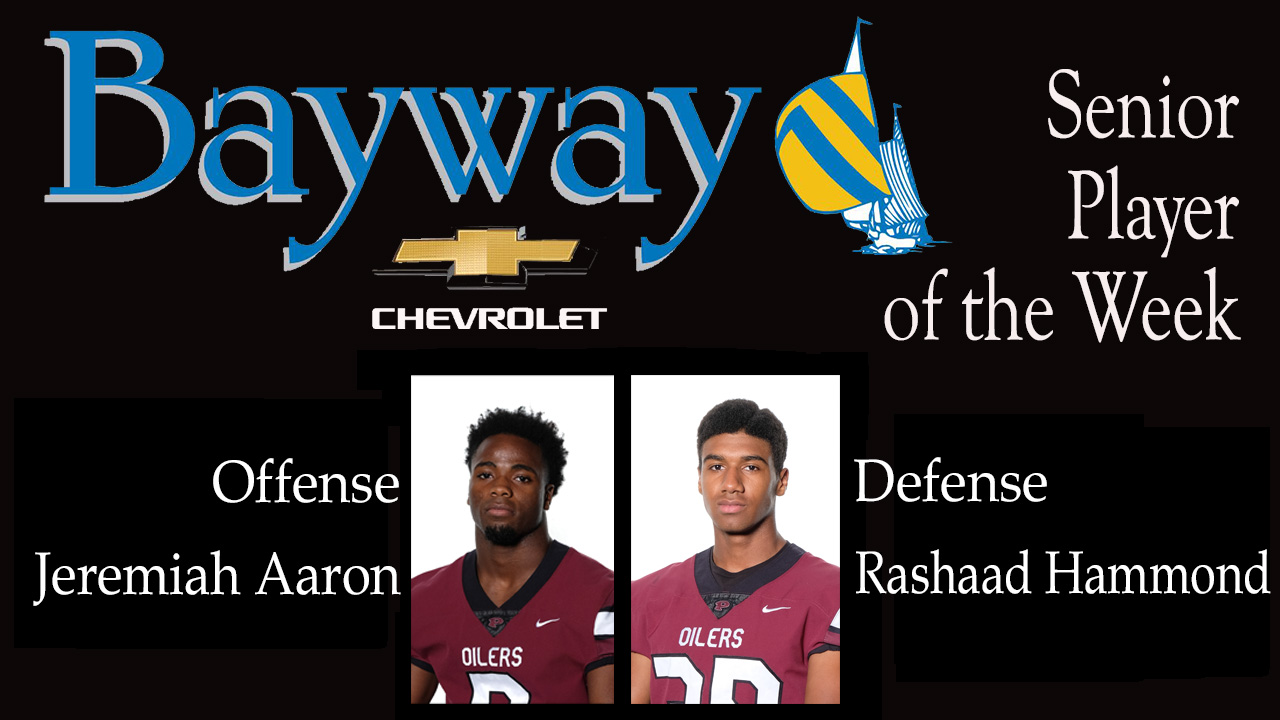 Game 5: Pearland vs Dawson (Offense: Jeremiah Aaron; Defense: Rashaad Hammond)
