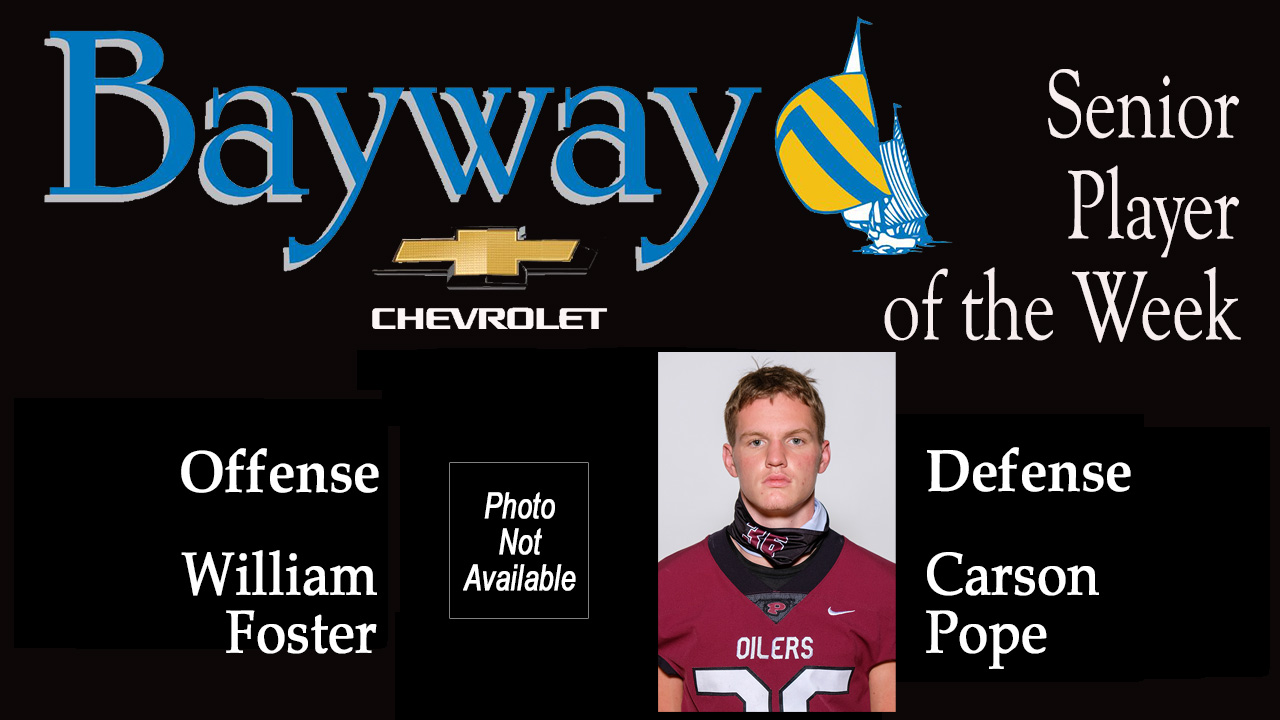 Game 4: Pearland vs Dawson (Offense: William Foster; Defense: Carson Pope)