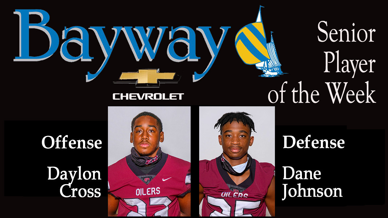 Game 8: Pearland vs Shadow Creek (Offense: Daylon Cross; Defense: Dane Johnson)
